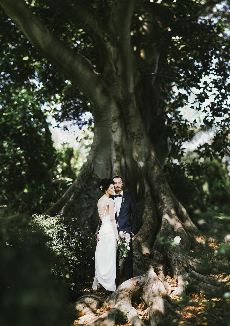 melbourne garden wedding photos // Free The Bird Photography