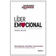 Líder emocional: Manual de uso. Este libro encierra muchas técnicas para el trabajo de reflexión en el diseño de la propia estrategia de crecimiento personal. Lo encuentro muy interesante. No te lo pierdas.