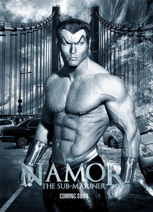 Namor The Sub-Mariner movie fan art  Namor  Know the artist  Let me    Namor The Submariner Movie