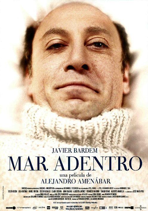 MAR ADENTRO (2004, Spain).
