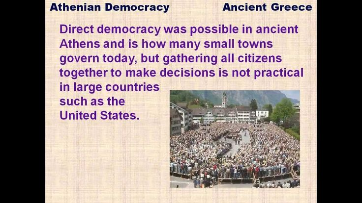 Top 10 Little-Known Facts About Ancient Greek Democracy