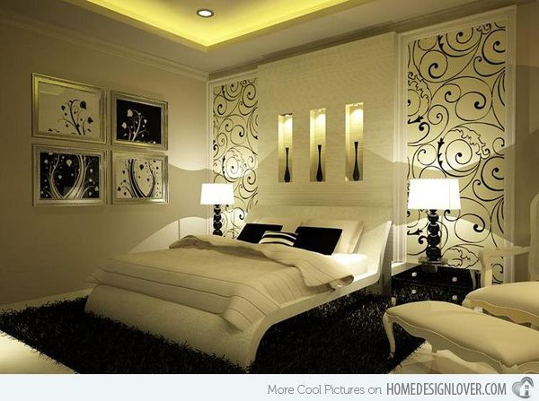 Romantic Tropical Bedroom Ideas | 16 Sensual and Romantic Bedroom Designs | Home Design Lover