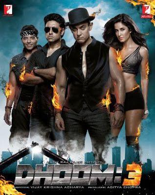 filesmy: Dhoom: 3 by Aamir Khan