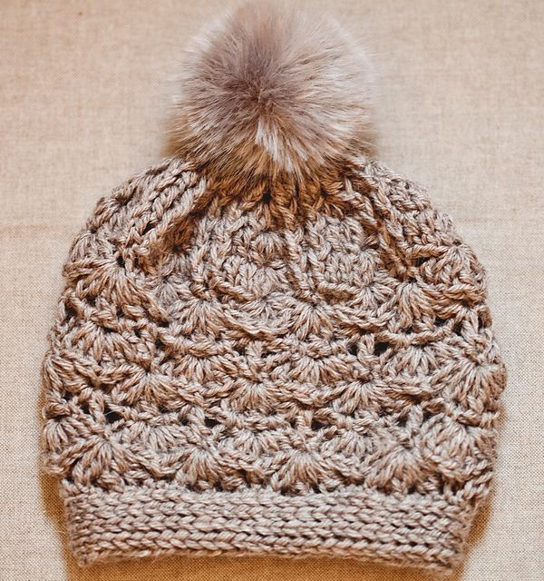 661 Best Crochet Beanie Love Images On Pinterest Gallery Hat