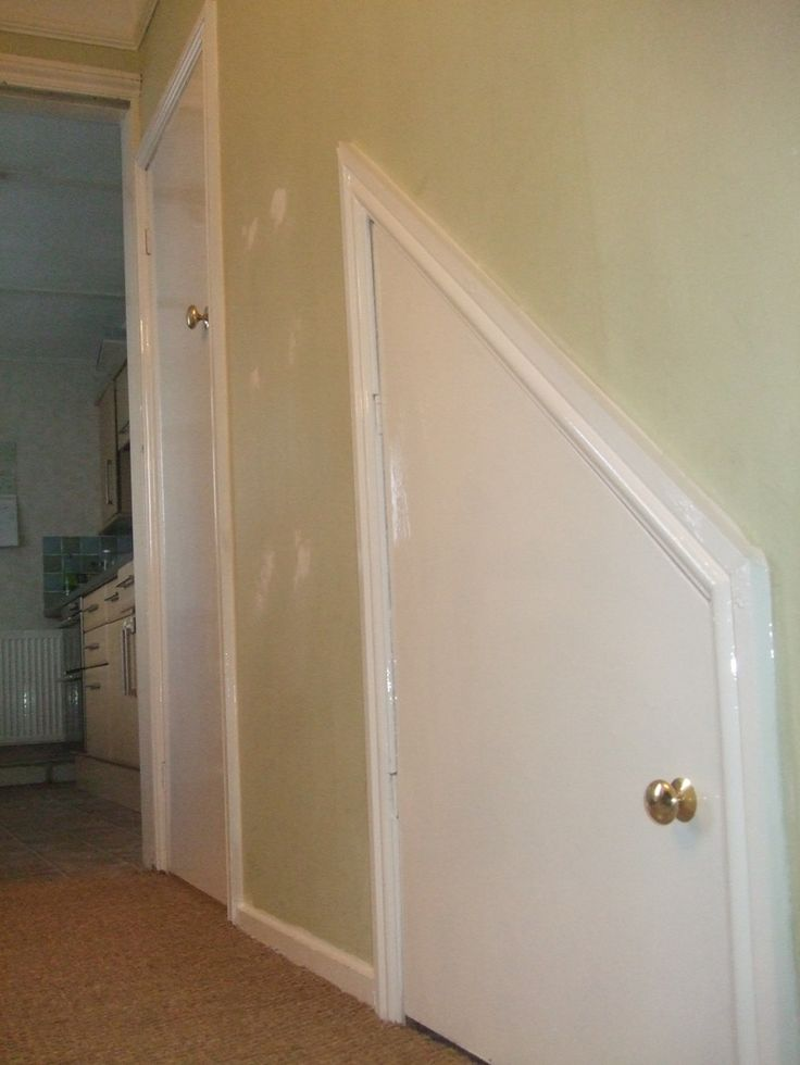 1000 images about under stairs on pinterest hidden for Door under stairs