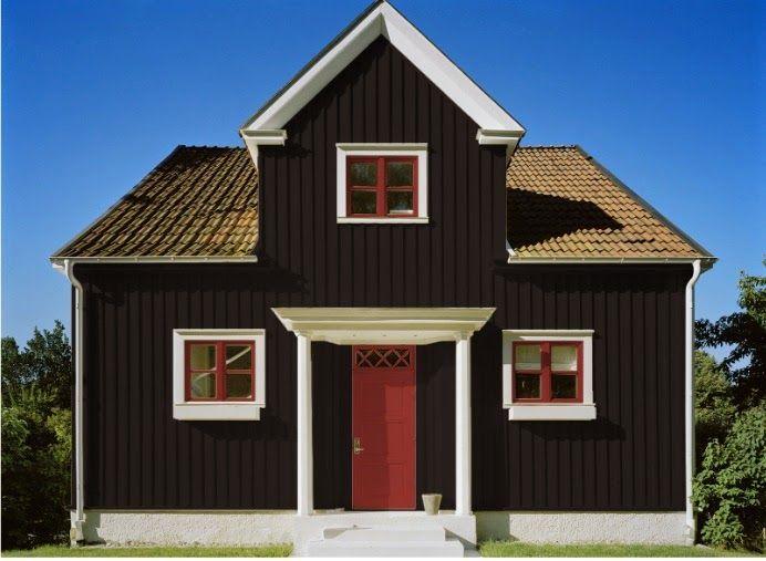 röda svarta hus - Sök på Google