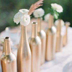 Свадебный декор своими руками. 10 простых идей