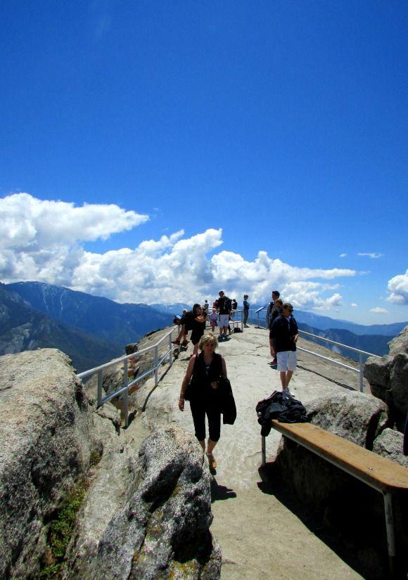 Sequoia National Park: Moro Rock