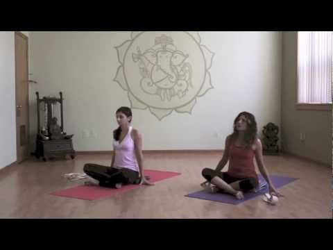 Elevate Yoga - 30 Minute Beginner Yoga Class - YouTube
