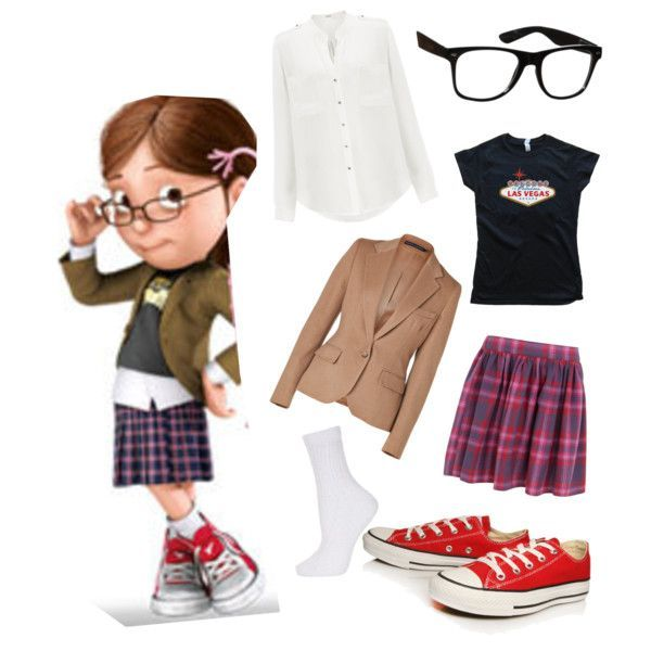 Margo from despicable me: