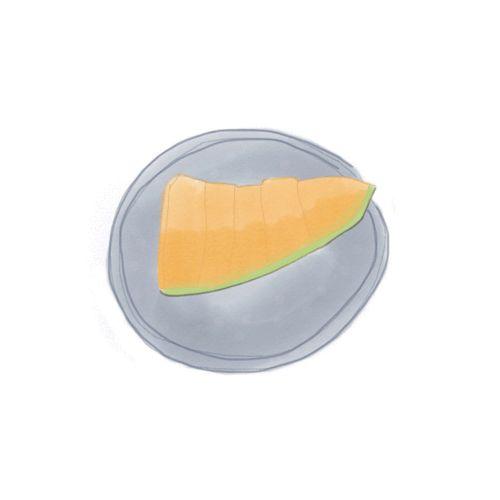 #Rockmelon #food #dessert #fruit