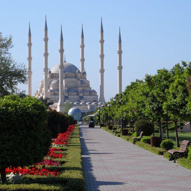 Adana'dan güneşli bir güne günaydın! / Good morning to a sunny day from Adana! photo credits: Fatih Ceylan - Cost Controller #sheratonadana #betterwhenshared #adana #travel #discover #merkezpark #merkezcami #sunny #morning #beautiful #amazing #view #gunaydin #bestoftheday #photooftheday #igers #igdaily #instalike #instagood #instamood