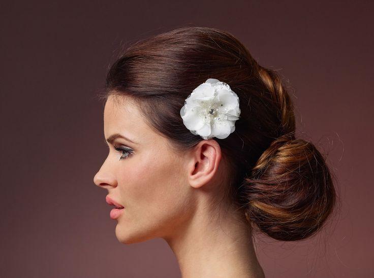 Haarspeld bloem