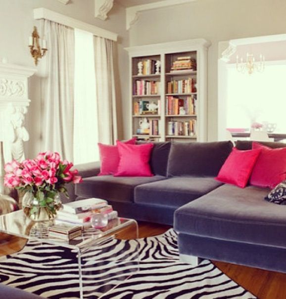 apartment ideas for girls. Pink accents  cute girl apartment m Pinterest Girls and Apartments
