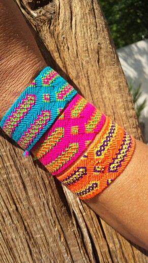 Wayuu colors 3 cm hebra