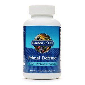 Garden Of Life Primal Defense Probiotic 180 Ea By Ab Garden Of Life Primal Defense