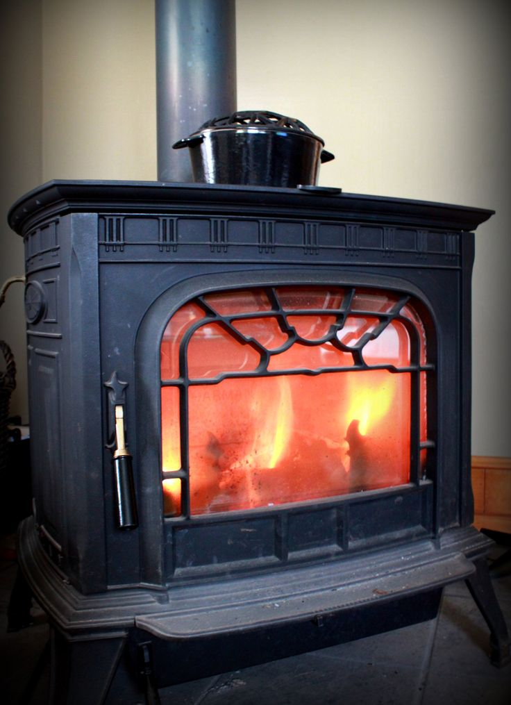65 best wood stoves and hearths images on pinterest for What is the best heating system for a house
