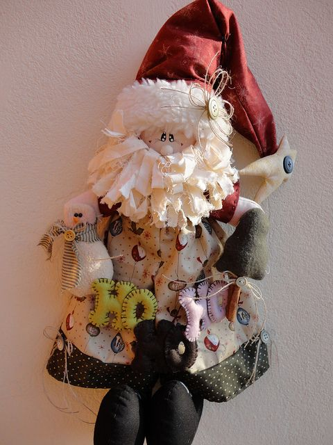 Noel HOHOHO by Tia Fada, via Flickr