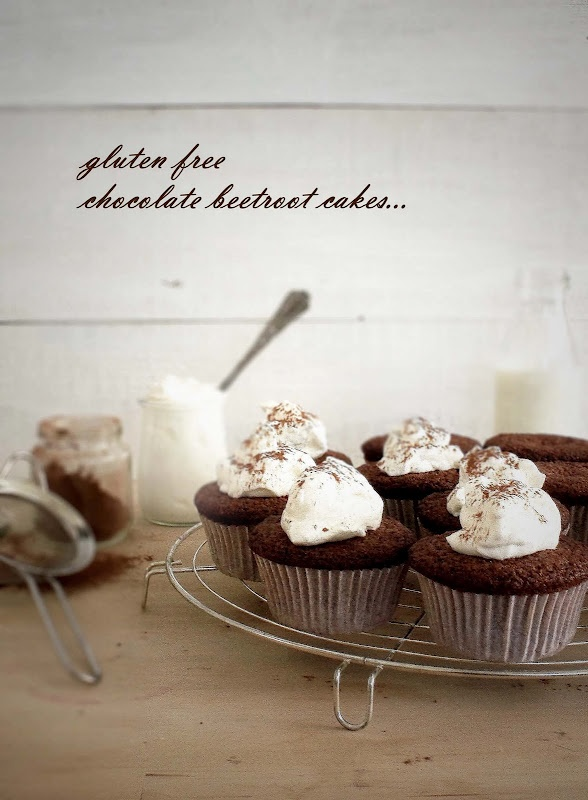 9 best cupcakes dessert recipes images on pinterest for Gluten free chocolate beetroot cake