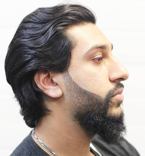 fade haircut 25 best ideas about mens hairstyles with beard on 3967