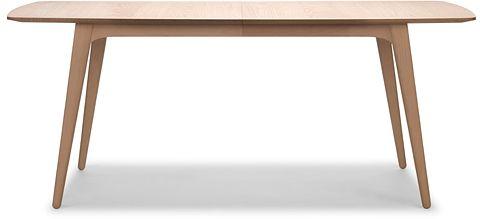 Wake spisebord, Bolia.  Wake er dansk møbeldesign på sitt beste. Håndlaget i Danmark av de beste materialene med en klar referanse til dansk møbelkunst fra 1950- og 1960-tallet.