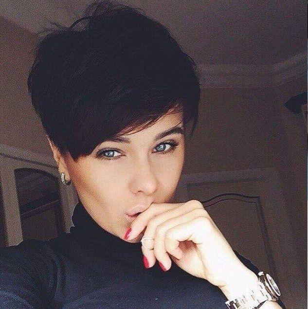 Du magst lieber helle statt dunkle Frisuren? 11 Trendfrisuren 2015 für dunkle kurze Haare - Neue Frisur