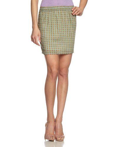 790cdaca2 Skirts Women oodji Ultra Womens Jersey Skirt with Asymmetric Hem