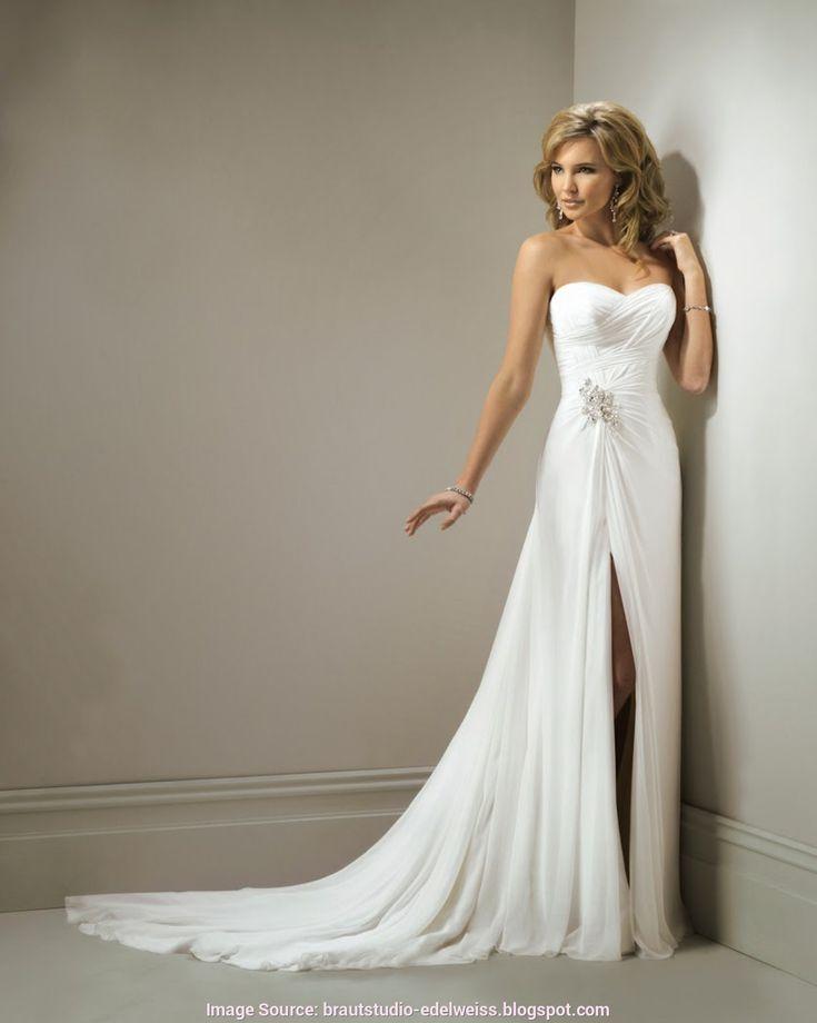 Hochzeitskleider Schlicht Inspirational Gut Aussehend