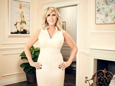 "Vicki Gunvalson Reflects On ""The Good, The Bad And The Ugly Times"" Of RHOC's 12 Seasons!"