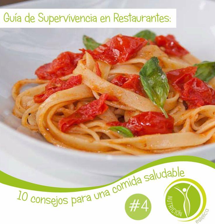 10 consejos para una comida saludable #4 NUTRICIONISTA LIMA