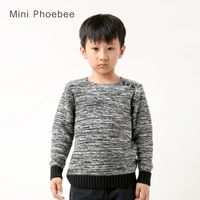 Boys pullover sweater 2 T 3 4 5 6 7 8years knitted kids pullover sweaters kids baby boy wool sweaters children winter clothes