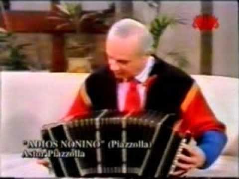 Adios Nonino - YouTube