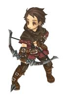 Ranger from Tree of Savior. An Archer-type class. This is the best archer of the game in my opinion