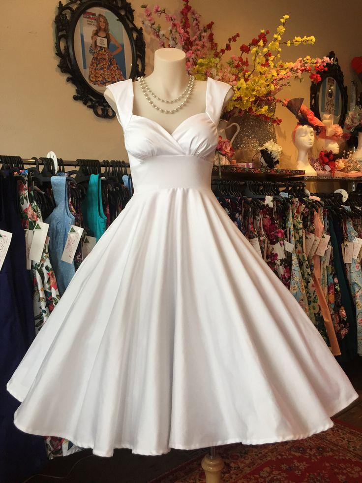 Adoring White Shell Cut – GiGi's Fairy Fashion