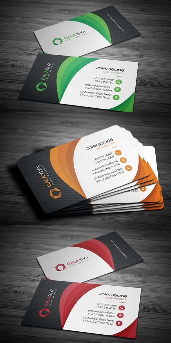 20 Awesome Business Card Templates For Small Businesses Graphic Design Business Card Business Cards Creative Business Card Inspiration