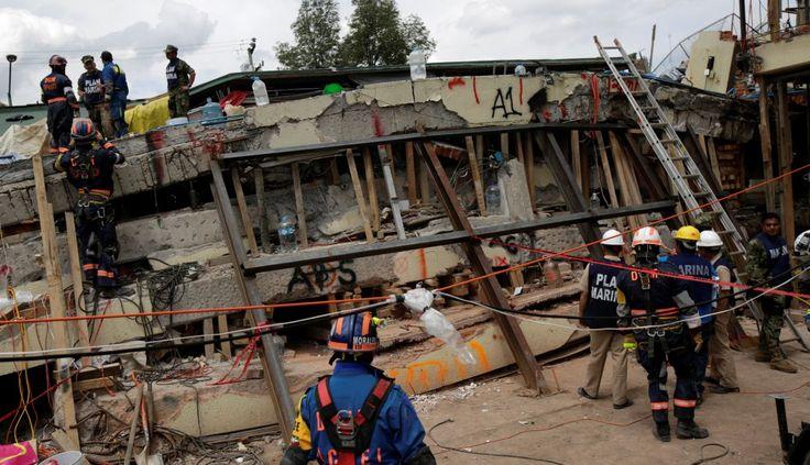 Delegación Tlalpan y SEP responsables de verificar colegio Rebsamen afirma Mancera - Noticieros Televisa