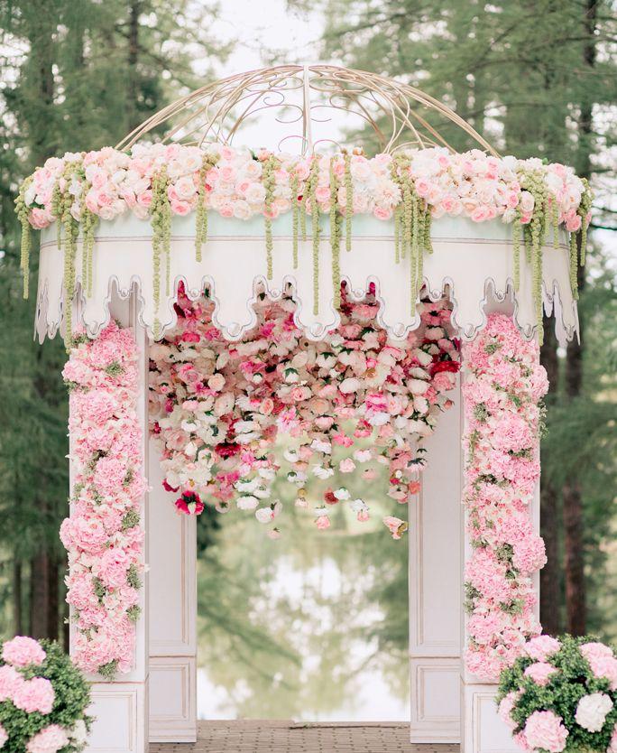 Организация свадьбы Свадьба в стиле Laduree | агентство «Для Двоих»