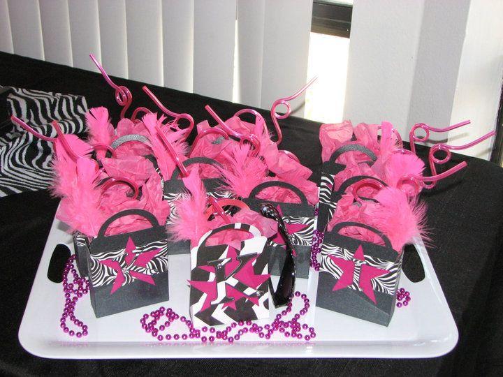 Diva Birthday Party Ideas | Diva Party Decorations