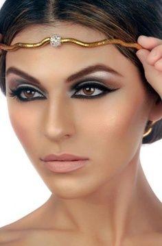 persian makeup   Beautiful Persian and Middle Eastern Inspired Makeup