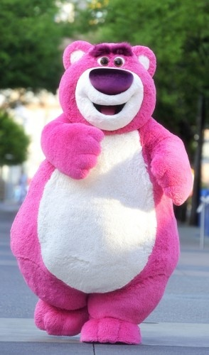 Lots-O-Huggin bear is going to be greeting people at Hollywood Studios! Can't wait!