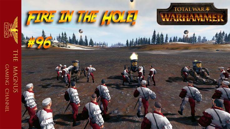 Ondjage vs Saint Antonio - Total War: Warhammer Online Battle #96