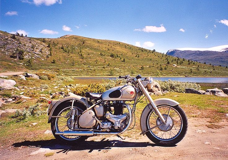 Scrambler & Schemer motorcycles   The BSA A10 is a British motorcycle that led the rise of the ...