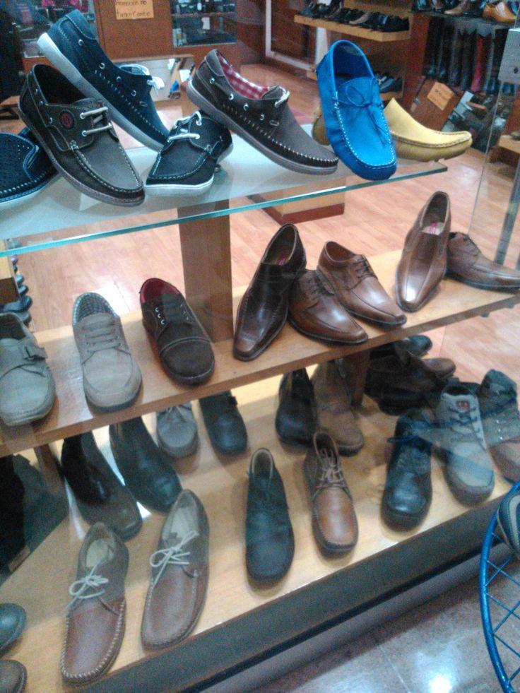 Zapatos clásicos con un toque moderno.