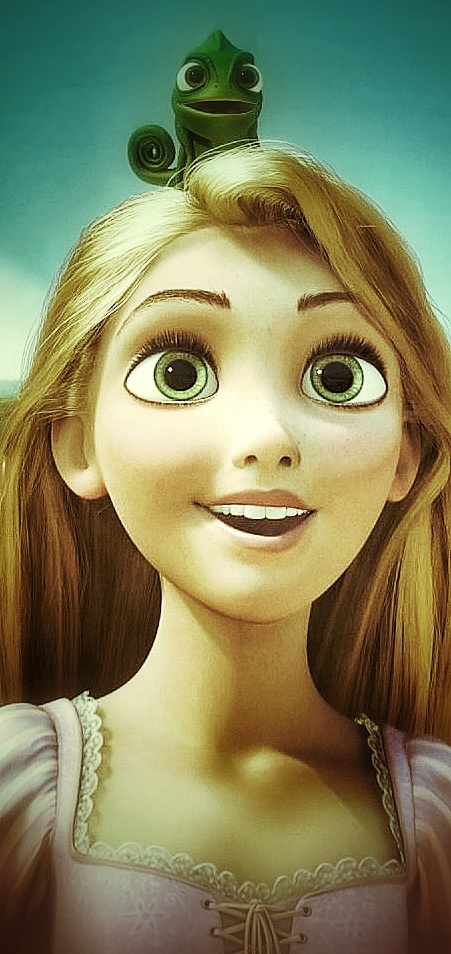 Day 2: My favourite princess would be Rapunzel. She is a lot like me and i just love her spunk and her movie is great. I have watched it over 30 times and it is always good. I ❤ Rapunzel