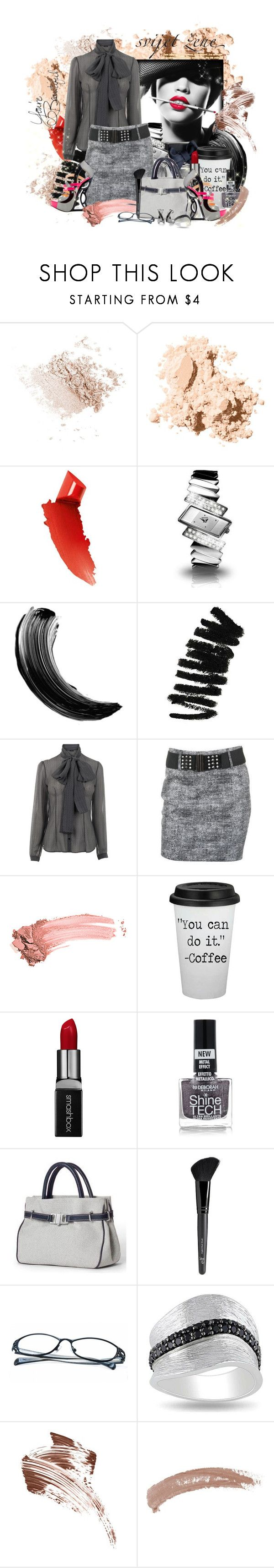 """Svijet Žene"" by mrkyblu ❤ liked on Polyvore featuring Topshop, Bobbi Brown Cosmetics, MAKE UP FOR EVER, By Terry, Maybelline, Joseph, Metropark, Vs2R, Elizabeth Arden and Abercrombie & Fitch"