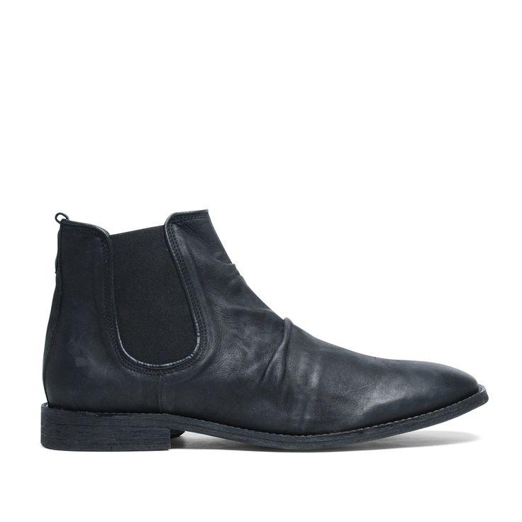 Heren laarzen zwart