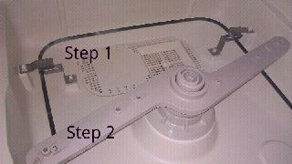 DIY Dishwasher Tune up.  Don't buy a new dishwasher!  Four easy steps that will get your dishwasher really cleaning again.