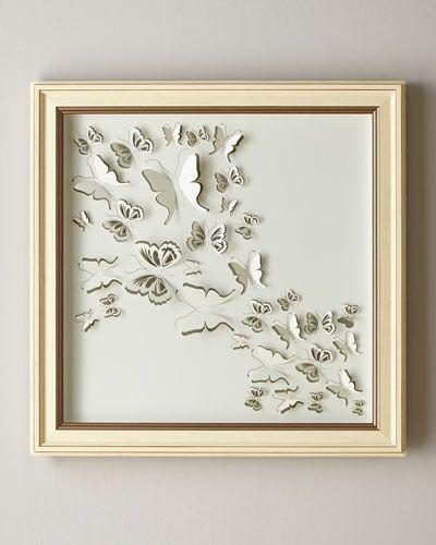 Butterfly Family I Wall Art