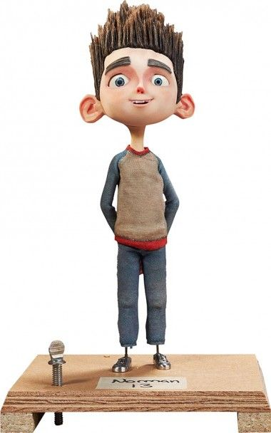 ParaNorman Norman Pajamas Original Animation Puppet