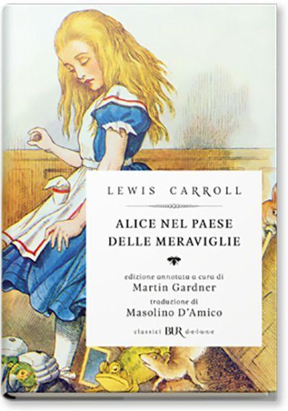 Alice nel Paese delle Meraviglie di Lewis Carroll Recensione su http://wp.me/p4V1g9-AO